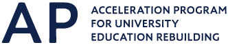 AP ACCELERATION PROGRAM FOR UNIVERSITY EDUCATION REBUILDING